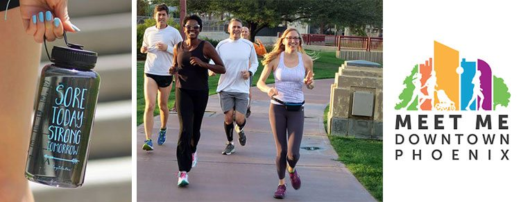 Meet Me Downtown Phoenix and FitPHX Walk/Run   YMCA   Healthy Living   Media Room   Valley of the Sun YMCA