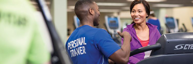 Adult Personal Training Nutrition Valley Of The Sun Ymca
