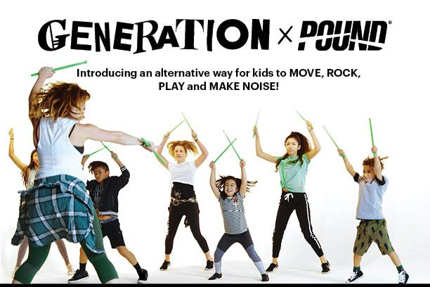 Generation POUND Instructor Training | Valley of the Sun YMCA