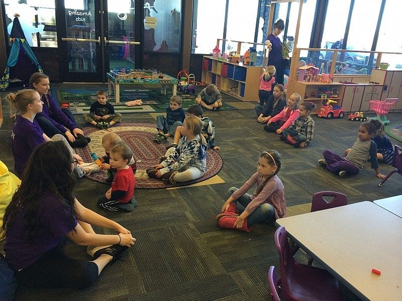 yoga in Amazing kids|valley of the sun