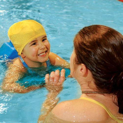 Parent Child Swim Lessons | Swim | Youth | Programs & Activities | Valley of the Sun YMCA