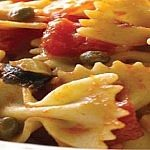 Whole-Wheat Bow Tie Pasta with Puttanesca Sauce Recipe|Valley of the Sun YMCA