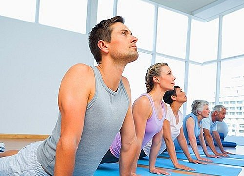 Pilates Yoga | Adults | Fitness | Programs & Activities | Valley of the Sun YMCA