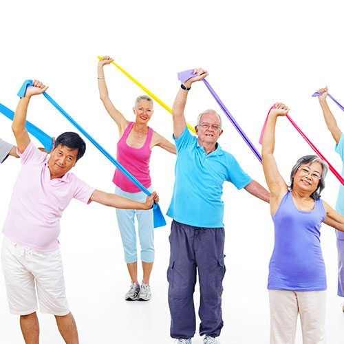 SilverSneakers Classic | Seniors | Fitness | Programs & Activities | Valley of the Sun YMCA