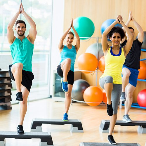 Step Finess | Adults | Programs & Activities | Valley of the Sun YMCA