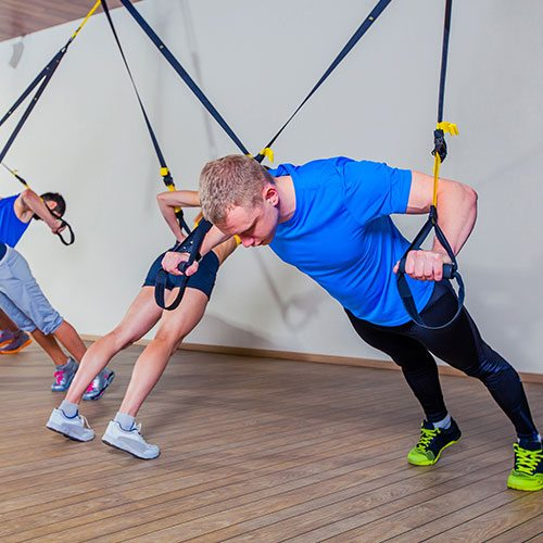 TRX Suspension Training | Fitness | Adults | Programs & Activities | Valley of the Sun YMCA