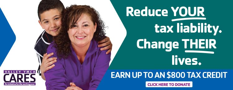 Use Your Tax Credit To Transform Lives