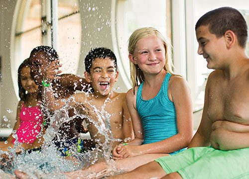 Stage 1: Water Acclimation | Swimming & Aquatics Programs | Valley of the Sun YMCA