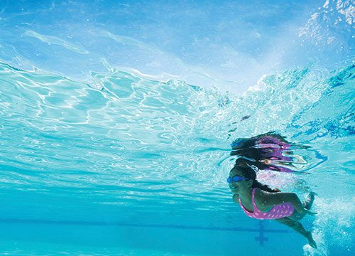 Stage A: Water Discovery | Swimming & Aquatics Programs | Valley of the Sun YMCA