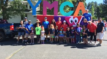 2017 Parade | Flagstaff | Valley of the Sun YMCA