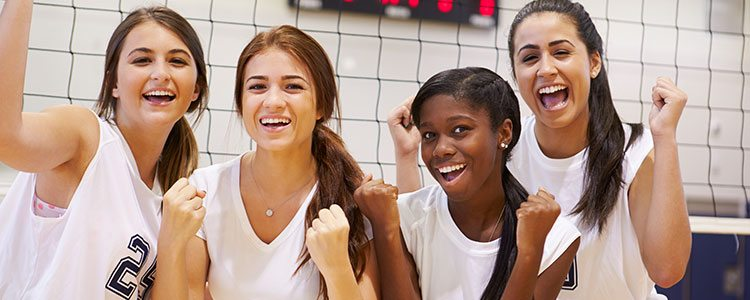 Girls Volleyball Sessions | Flagstaff Family YMCA | Valley of the Sun YMCA