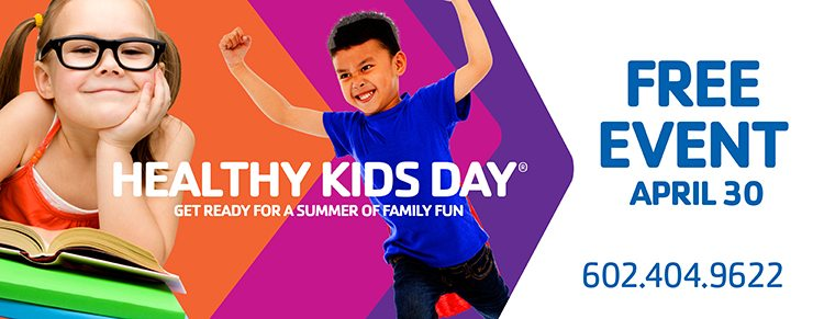 Healthy Kids Day | Valley of the Sun YMCA