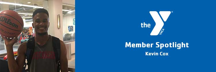 Kevin Cox   Member Spotlight   Lincoln Family Downtown YMCA