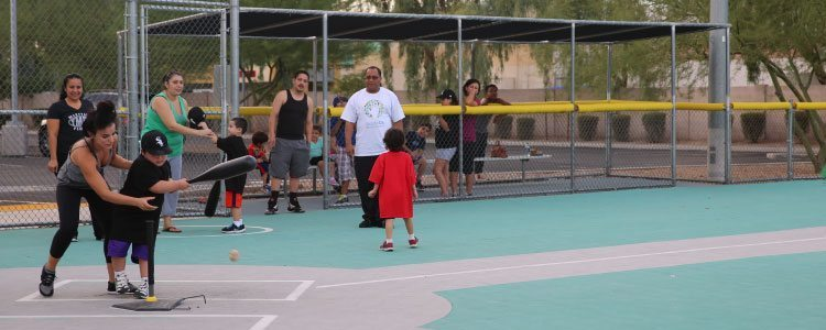 Miracle League Website