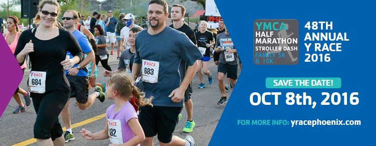 48th Annual Y Race 2016 | Valley of the Sun YMCA