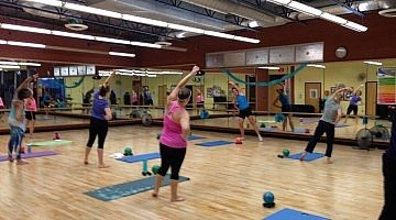 Barre Class   Southwest Valley YMCA   Valley of the Sun YMCA
