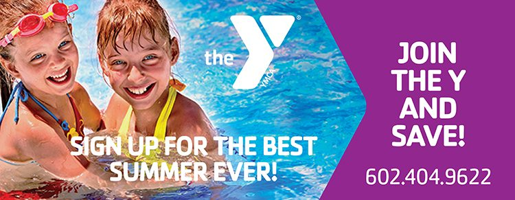 May Membership Campaign   Valley of the Sun YMCA